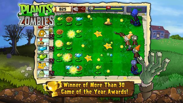 Plants vs Zombies FREE скриншот 1