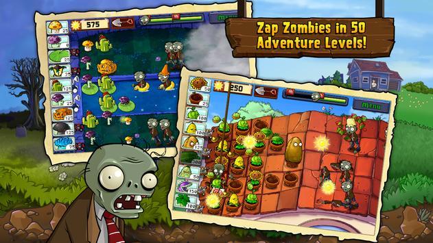 Plants vs Zombies FREE скриншот 2