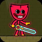 Красный крупье: Анимация против драки крупье