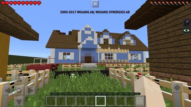 Карты Привет Сосед Майнкрафт скриншот 3