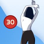 Идеальная осанка - коррекция спины за 30 дней