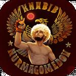 Хабиб Нурмагомедов Экран блокировки + обои
