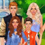 Семья Суперзвезд - Семейные одевалки