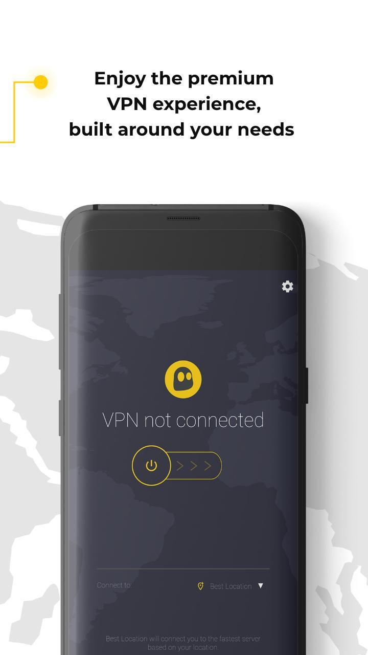 CyberGhost VPN скриншот 4