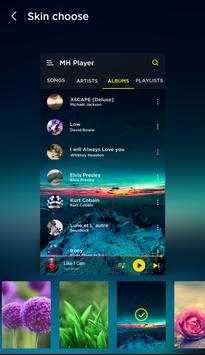 Плеер для музыки скриншот 1