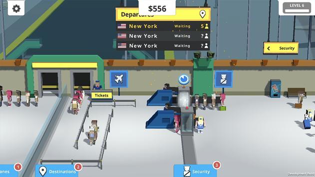 Idle Tap Airport скриншот 1