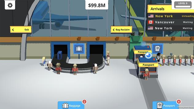 Idle Tap Airport скриншот 5
