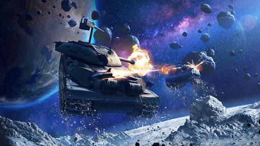 World of Tanks Blitz скриншот 1