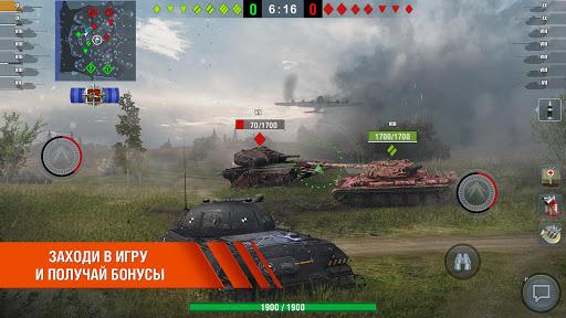 World of Tanks Blitz скриншот 3