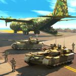 НАС армия танк Транспортер самолет