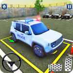 Real Police Car Parking Challenge Game 2020