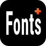 Fonts + : Emojis, Font Keyboard - New Fonts 2020