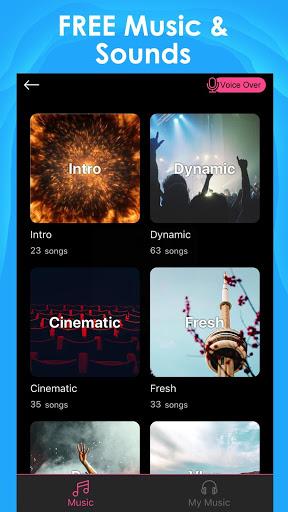 Intro Maker для YouTube скриншот 4