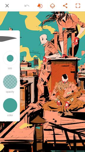 Adobe Illustrator Draw скриншот 2