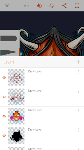 Adobe Illustrator Draw скриншот 4
