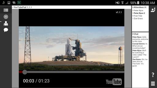 Adobe Connect скриншот 3