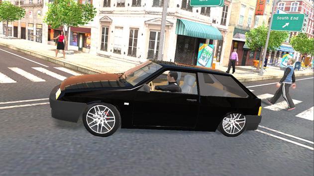 Симулятор Автомобиля скриншот 1