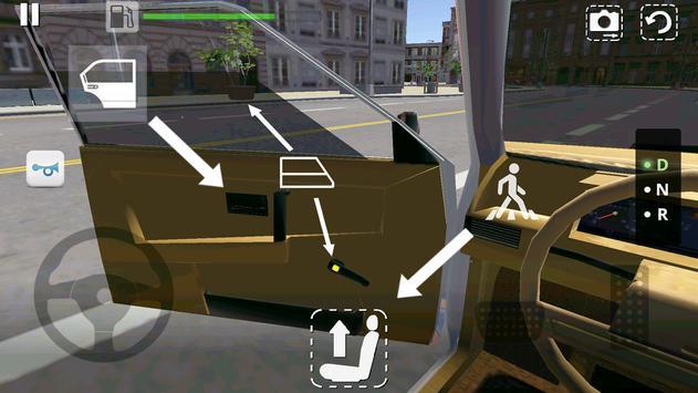 Симулятор Автомобиля скриншот 3