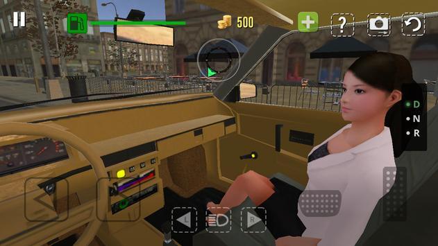 Симулятор Автомобиля скриншот 5