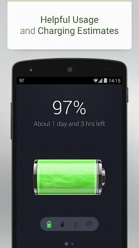 Батарея - Battery скриншот 1