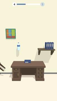 Bottle Flip 3D скриншот 2