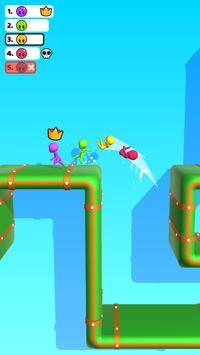 Run Race 3D скриншот 2