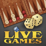 Нарды LiveGames