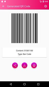 QR Bar Code скриншот 3