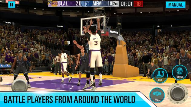 NBA 2K Mobile Basketball скриншот 1