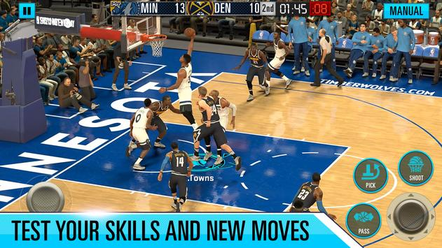 NBA 2K Mobile Basketball скриншот 3
