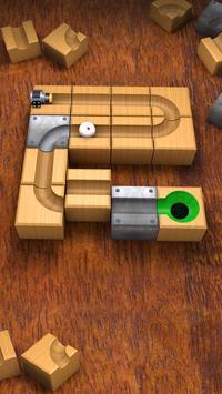 Unblock Ball - Block Puzzle скриншот 1