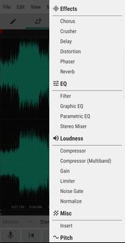 WaveEditor скриншот 5