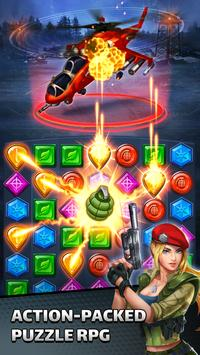 Puzzle Combat скриншот 1