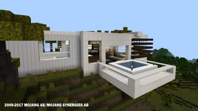 Современные дома для Майнкрафта скриншот 2