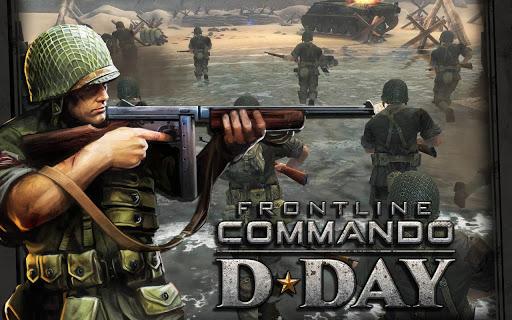 FRONTLINE COMMANDO: NORMANDY скриншот 1