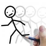 Stickman: рисуй мультики