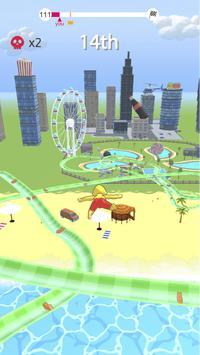 aquapark.io скриншот 2