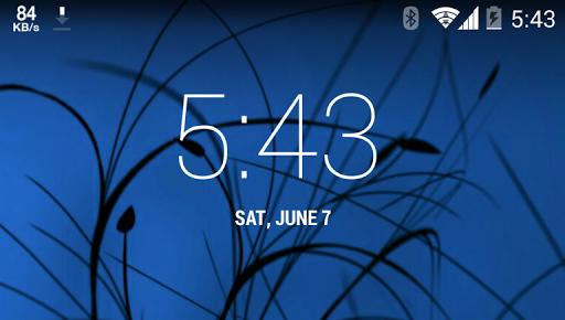 Internet Speed Meter Lite скриншот 1