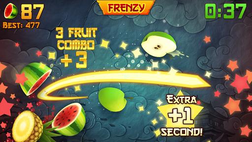 Fruit Ninja скриншот 1