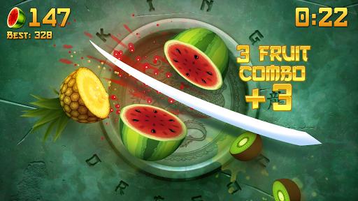 Fruit Ninja скриншот 2