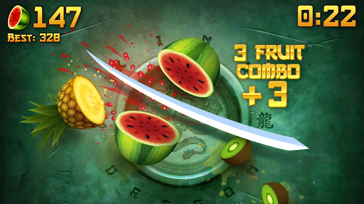 Fruit Ninja скриншот 5