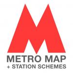 Метро Москвы и МЦД – схемы станций, выходы