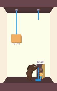 Rescue Cut - Rope Puzzle скриншот 5