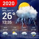 Погода - местный прогноз погоды и оповещения и радар