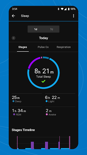 Garmin Connect скриншот 2