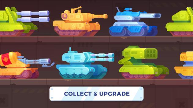Tank Stars скриншот 1
