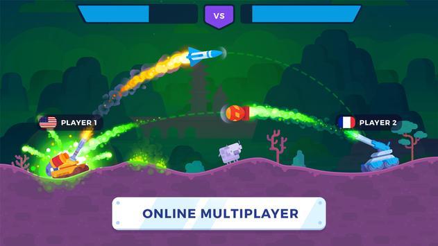 Tank Stars скриншот 5