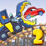 Car Eats Car 2 - Гонки на выживание