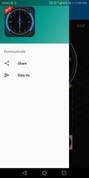 компас на русском языке без интернета gps компас скриншот 3
