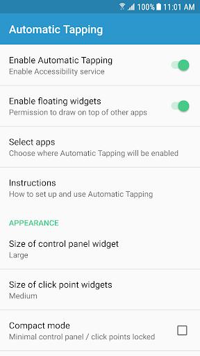 Automatic Tapping скриншот 5